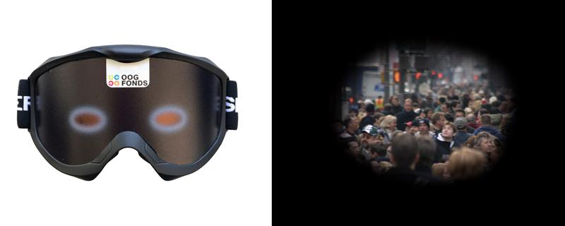 Simulatiebril