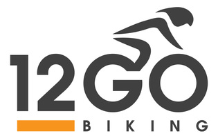 Normal 12go biking logo staand